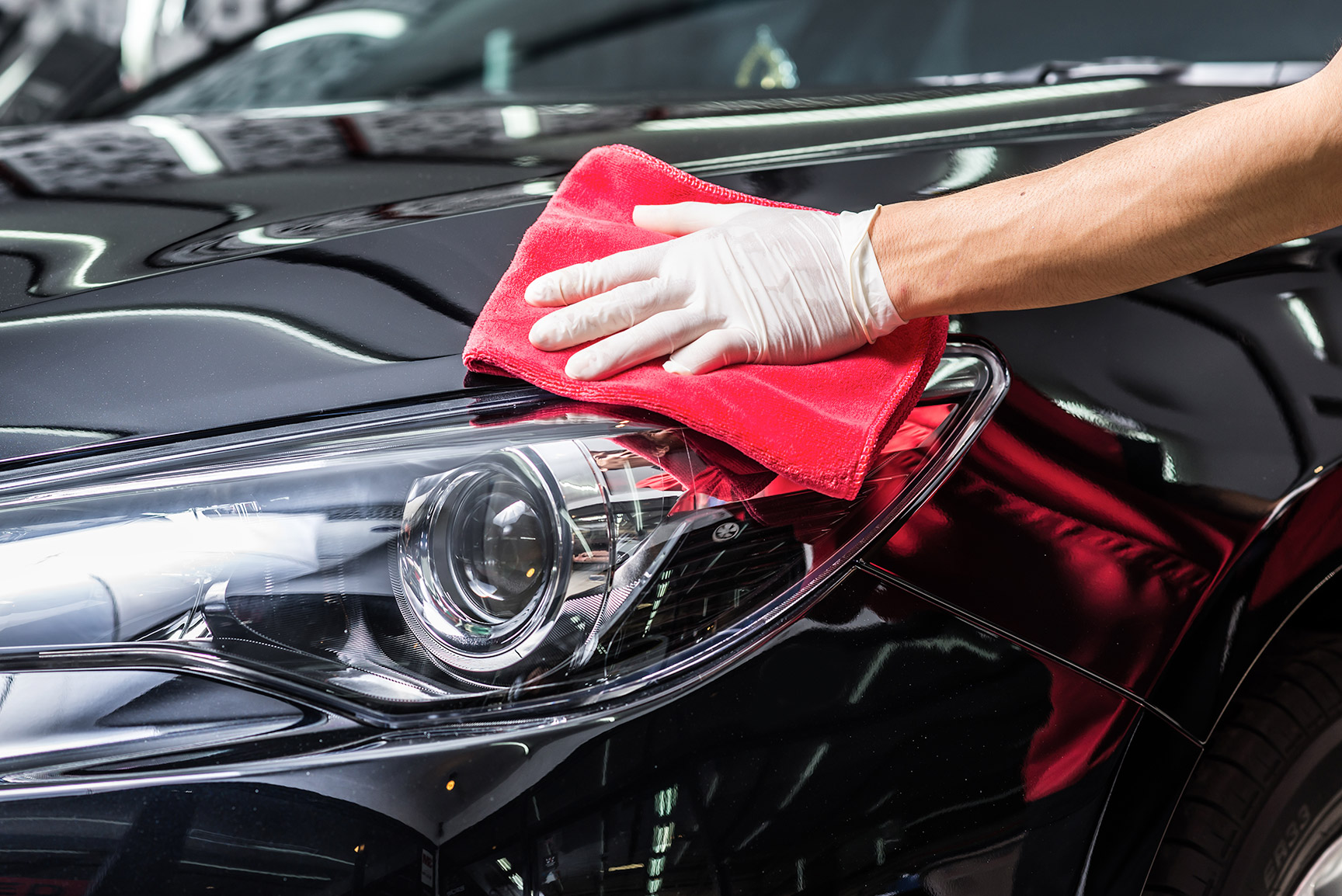 Australian Auto Protection Tweed Heads Car Detailer