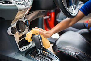 Interior Car Clean Australian Auto Protection